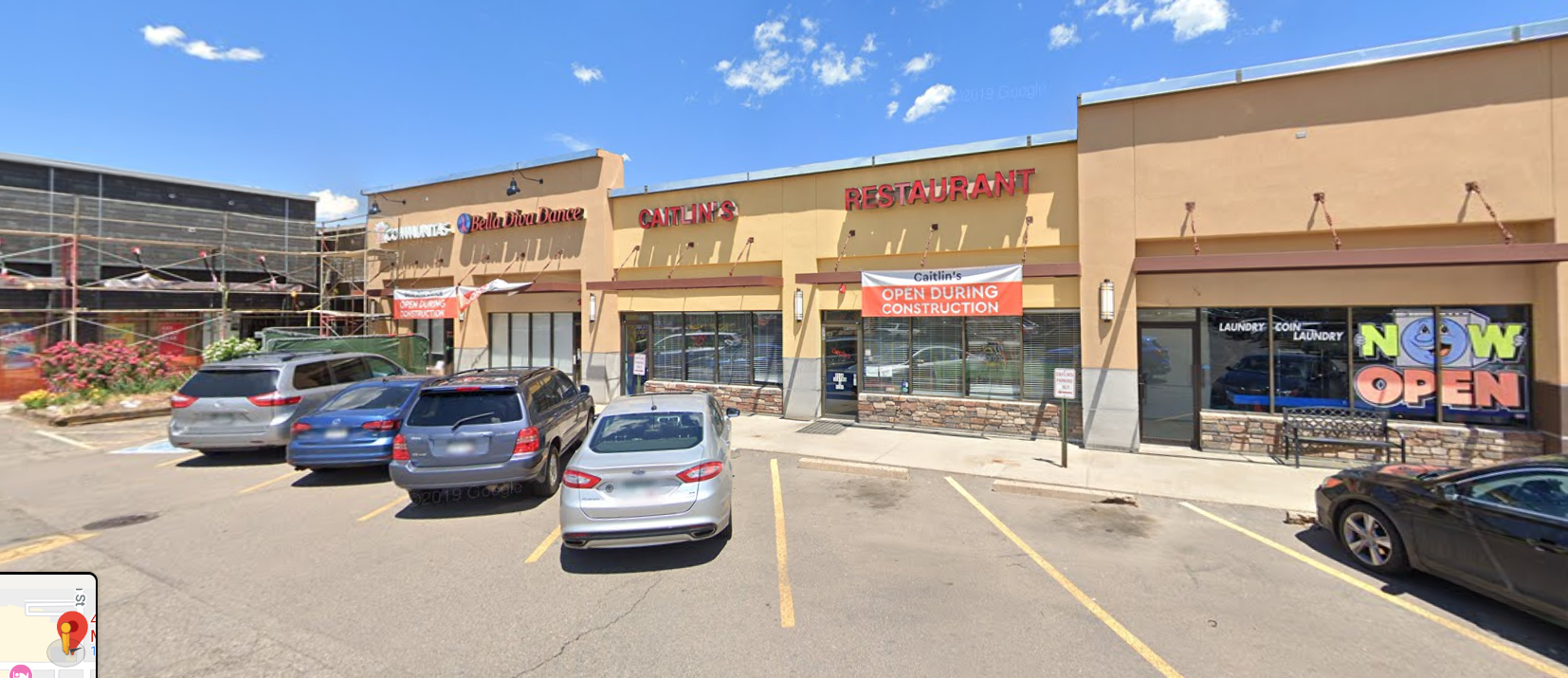 Space for Lease in Glendale Shopping Center