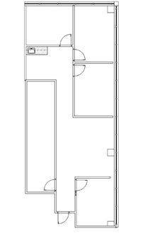 Suite 130  - 1,750 RSF